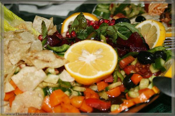 مخلفات غذای عراقی